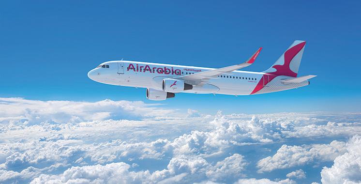 Pour toutes les destinations Europe: Air Arabia Maroc vend 400.000 sièges à 400 DH aller simple