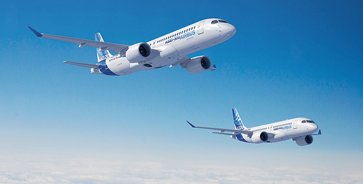 Airbus : La performance de la famille A220 optimisée