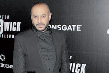 Avant-première mondiale du film John Wick 3 – Parabellum : Aissam Bouali sur le tapis rouge