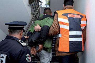 Tanger : 7 à 10 ans pour quatre membres d'une bande de malfrats
