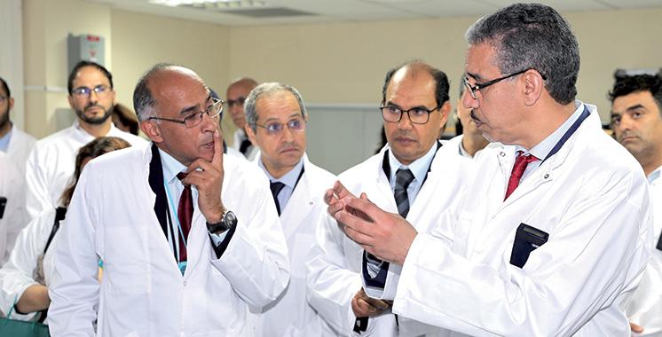 Le Cnesten a ouvert ses portes aux médias : Au cœur du nucléaire marocain