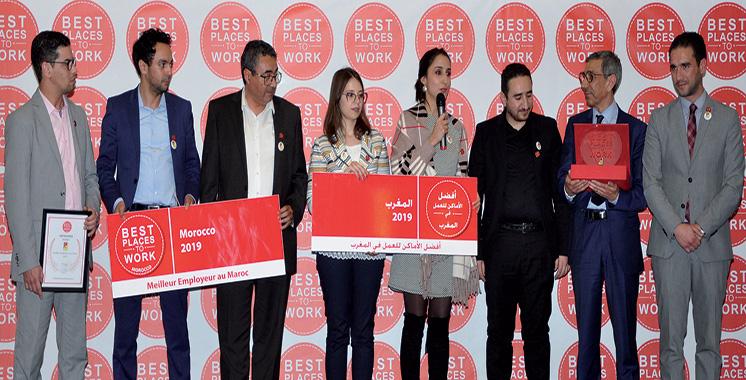Elle a gagné trois places par rapport à 2016 :  Alten Maroc, l'une des «Best Places to Work»
