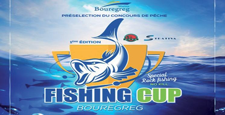 «Bouregreg Fishing Cup»: La Marina Bouregreg lance la compétition