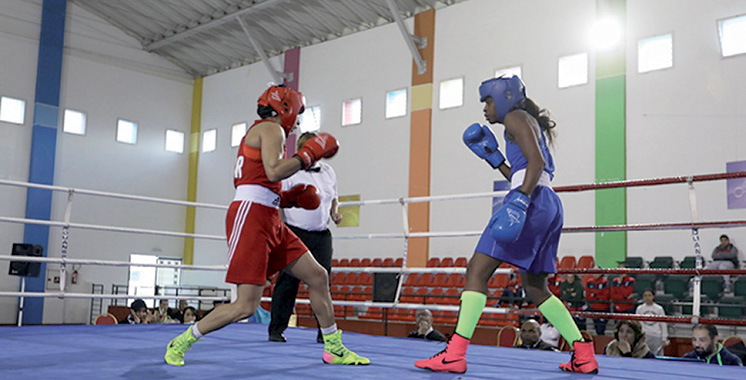 Boxe : La sélection nationale féminine participera au Tournoi international  du Gabon