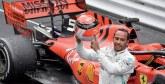 F1 : Et de quatre pour Hamilton (Mercedes) à Monaco