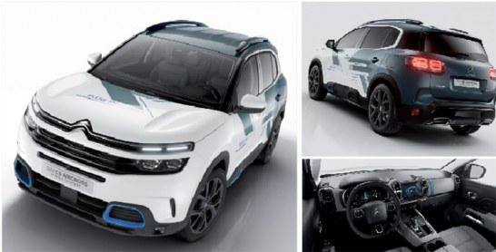 Le nouveau SUV C5 Aircross disponible désormais au Maroc à la commande