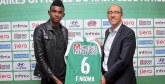 Raja de Casablanca : Fabrice Ngoma s'engage pour une durée de 3 ans