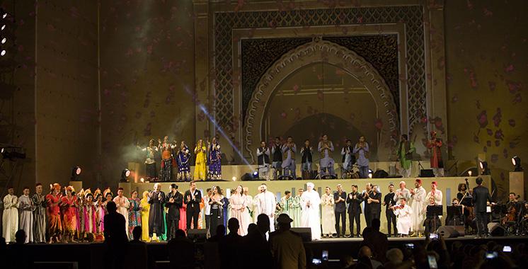 Festival de Fès des musiques sacrées du monde : 150 artistes issus de plus de 30 pays  pour animer la 25ème édition