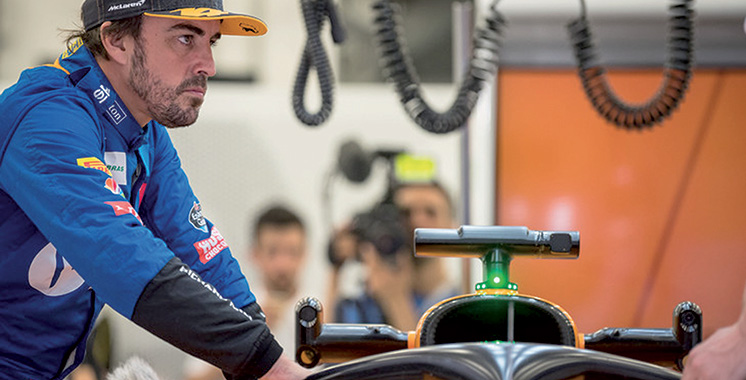 500 miles d'Indianapolis : Alonso stoppé dès les qualifications
