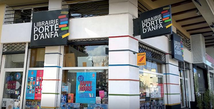 Casablanca : La librairie Porte d'Anfa organise son premier Salon du livre