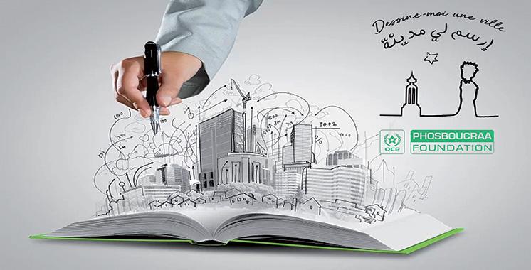 Dessine-moi une ville : Une initiative de la Fondation Phosboucraâ pour penser la ville de Laâyoune autrement