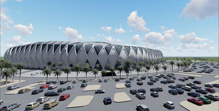 Al-Hoceima : L'infrastructure sportive se renforce