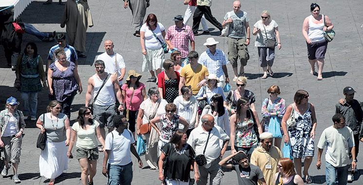 L'activité touristique bat son plein au premier trimestre