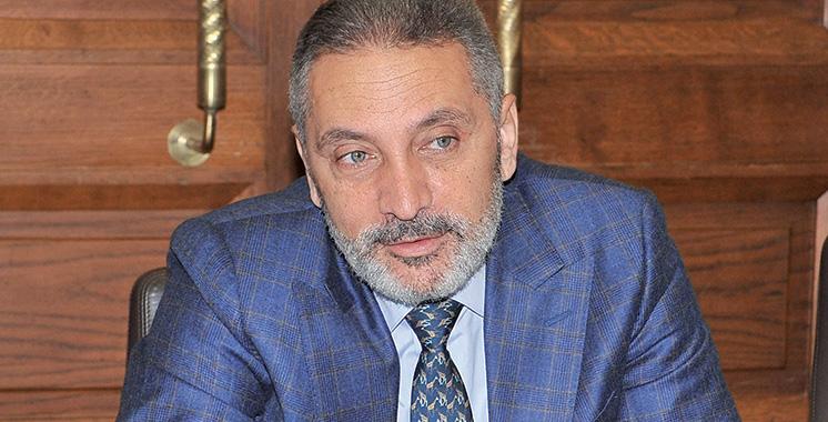 Répercussions de la crise sanitaire: Moulay Hafid Elalamy reçoit les Présidents de Chambres de commerce