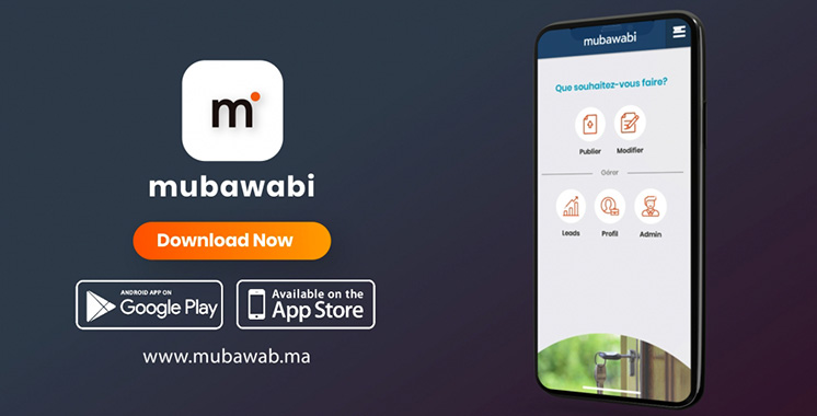 Immobilier digital : Mubawab lance sa nouvelle application Mubawabi