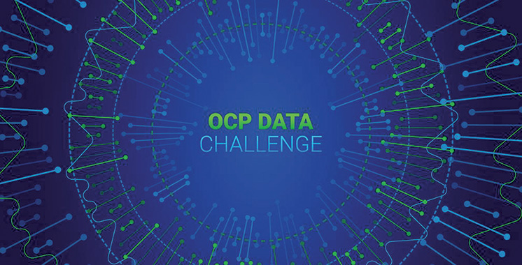 Data Challenge : Le Groupe OCP se met au 4.0 et associe  les start-up à son futur