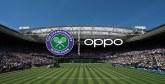 Oppo premier partenaire officiel  de smartphones de Wimbledon