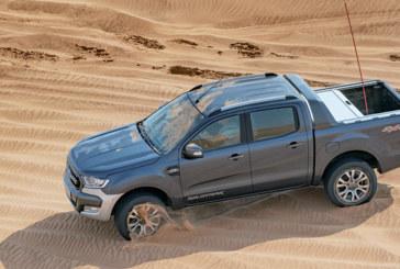 Ford Ranger  : Quand l'exigence de la performance et le plaisir de conduire ne font qu'un