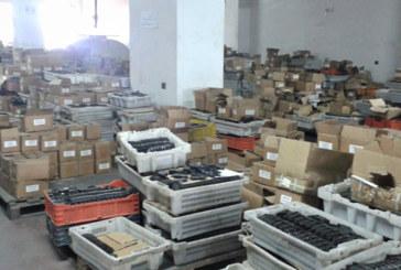 Casablanca : Saisie de 12.000 unités de plaquettes de frein défaillantes