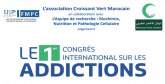 Premier Congrès international sur les addictions à Casablanca