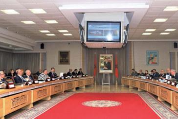 Tanger-Métropole : L'Intérieur fait  le point avec les partenaires