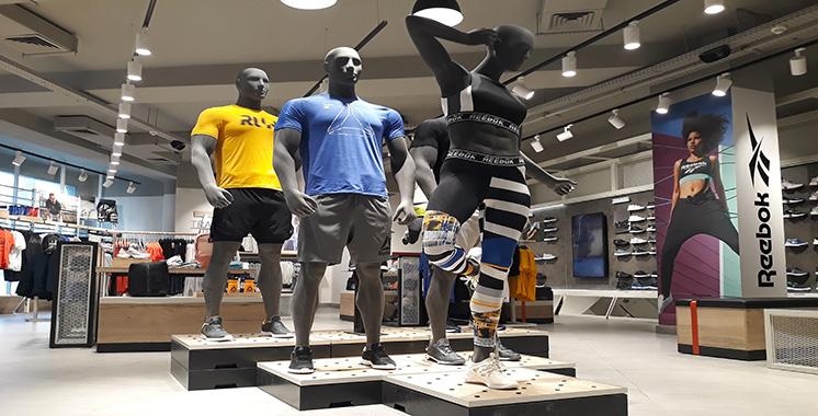 Reebok ouvre deux nouvelles boutiques à Casablanca et Tanger