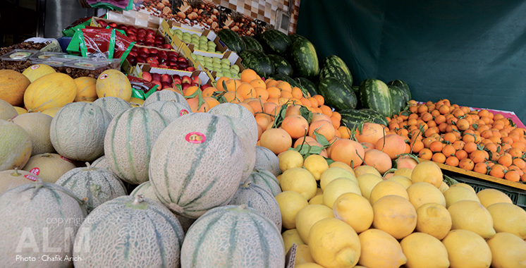 Approvisionnement du marché : L'offre couvre largement les besoins estimés du mois du Ramadan