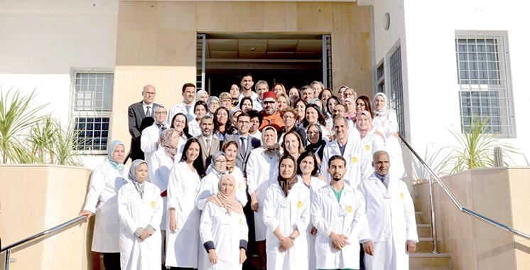 SM le Roi inaugure à Rabat un Centre médical de proximité
