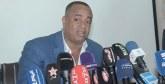 Naciri : L'arbitre «a totalement gâché» la finale aller