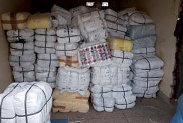 Saisie de 4,3 tonnes de produits de plastique à Mohammedia