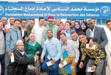 13,5 MDH pour l'intégration socioprofessionnelle des ex-détenus