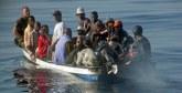 27 Subsahariens candidats à l'émigration clandestine secourus au large de Mehdia