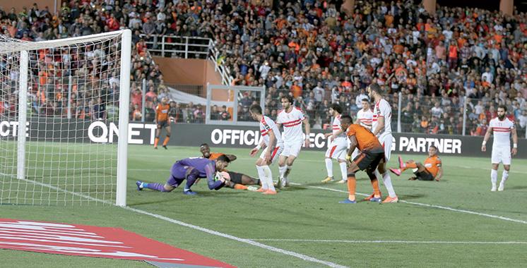Zamalek-RSB, finale retour de la Coupe de la CAF : Les Berkanis à un pas du bonheur