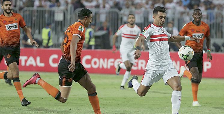 Finaliste malheureux de la Coupe de la CAF : La Renaissance de Berkane s'est battue jusqu'au bout