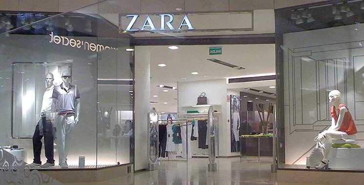 Groupe Aksal : Le site e-commerce Zara opérationnel