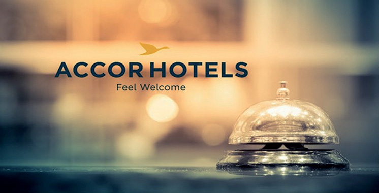 Accor : Un chiffre  d'affaires en repli  de 48%