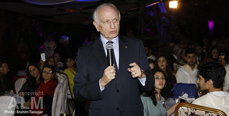 Hommage à André Azoulay et El Bidaouia à la 1ère édition du «Leader Ftour Talk»