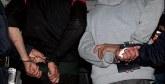 En une journée, arrestation  de 5 malfrats recherchés  par la police