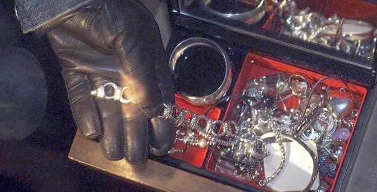 Chtouka-Aït Baha : Arrestation d'un cambrioleur spécialisé dans le vol de bijoux