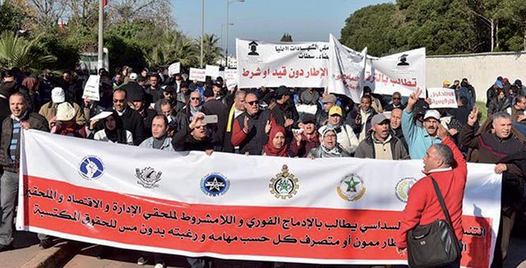 Enseignement : Les syndicats appellent à une grève nationale les 14 et 15 mai