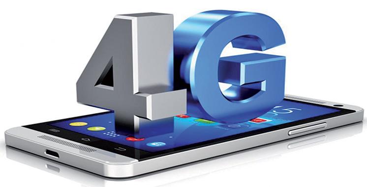 Fort engouement pour la 4G  au Maroc