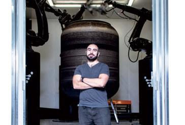 Aérospatial : Une tournée avec l'inventeur américain Jordan Noone