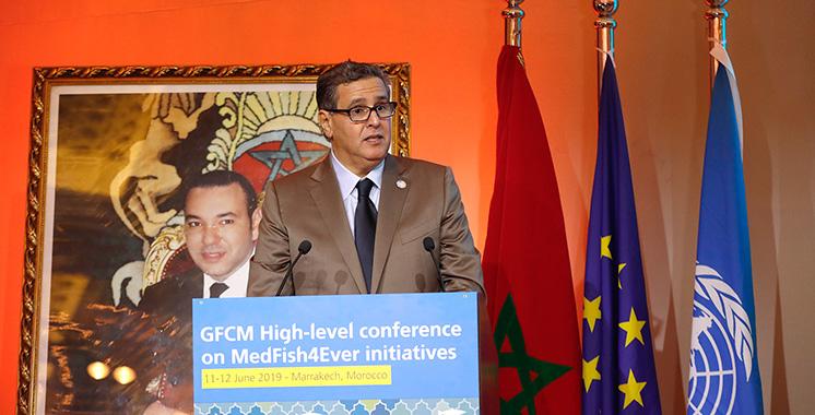 Durabilité de la pêche en Méditerranée :  Le Maroc réaffirme son engagement