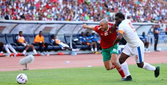 Maroc – Gambie en amical : Des Lions bien impuissants
