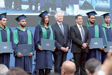Remise des diplômes aux lauréats de l'UEMF : Une cérémonie au goût de conseils