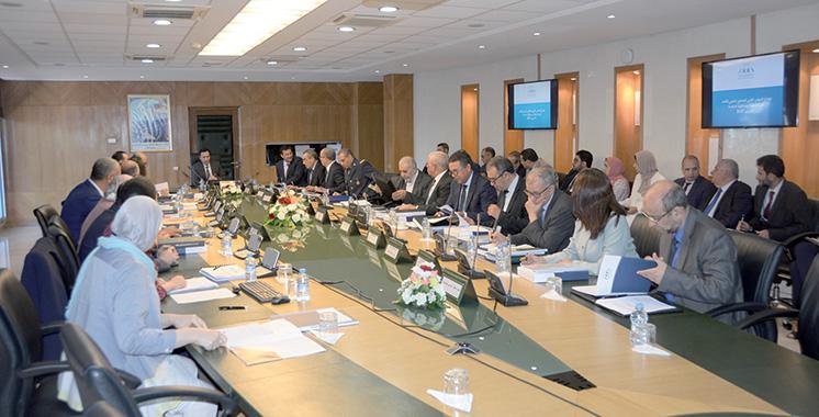 CMR : Benchaaboun insiste sur l'importance de préserver les équilibres financiers des régimes