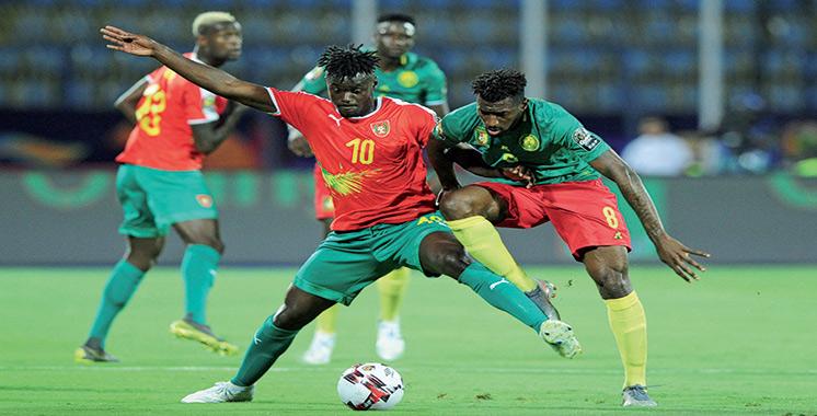 Début réussi pour le Cameroun, tenant du titre