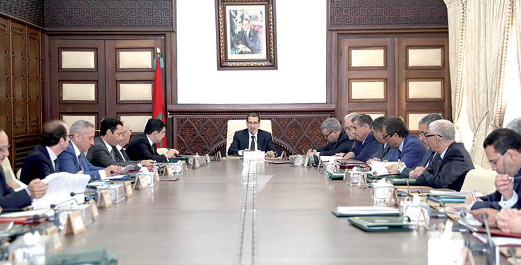 Conseil de gouvernement : Avalanche de projets de décrets