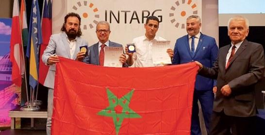 L'EMSI rafle deux médailles d'or et cinq distinctions