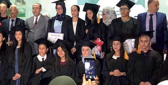 Formation et préparation :  Al Makarri facilite l'accès aux  grandes écoles